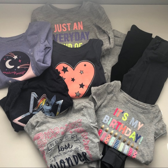 Clothing, Shoes & Accessories Baby & Toddler Clothing Cat & Jack 12 Month Pink Panda Bears Long Sleeve Top